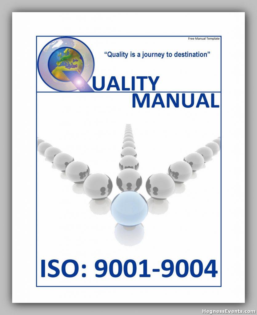 training manual template 05