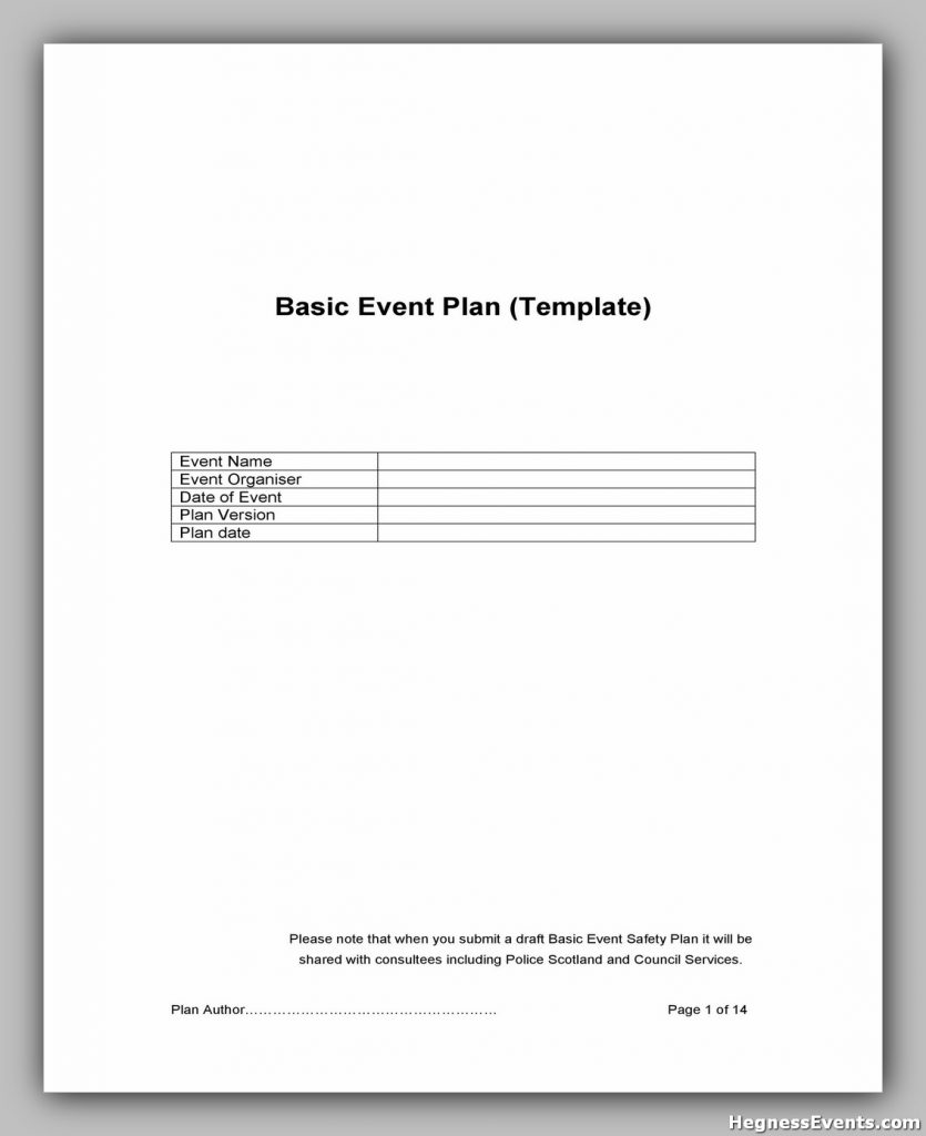 Event Planning Checklist 07
