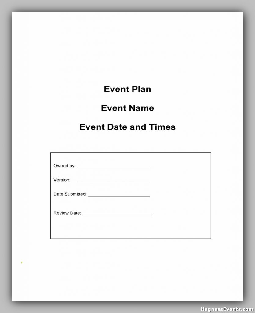 Event Planning Checklist Excel 49