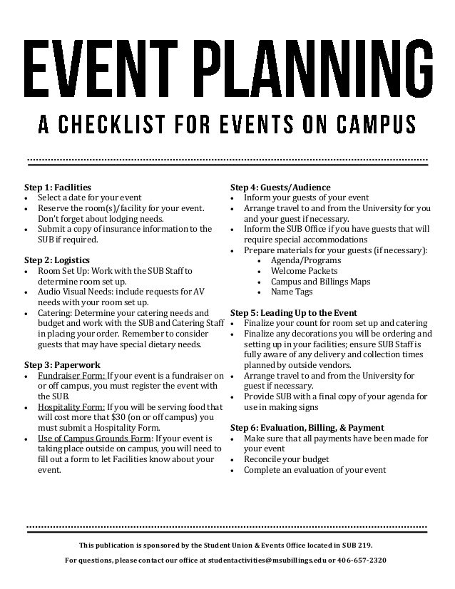 event planning checklist printable 02