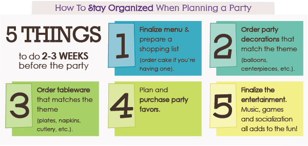 Tips To Start Event Planning Services: Great Tips To Starting Your