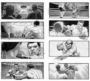 Film Storyboard Examples