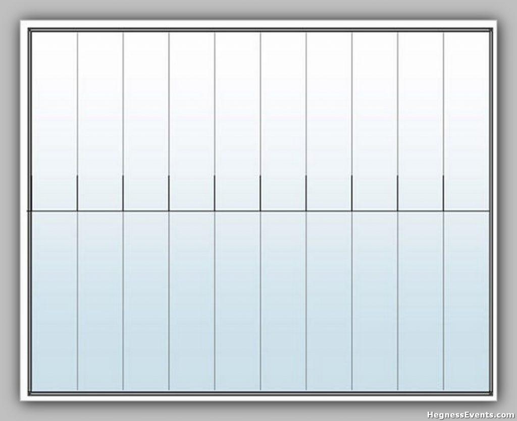 Free Editable Blank Timeline Template DOC