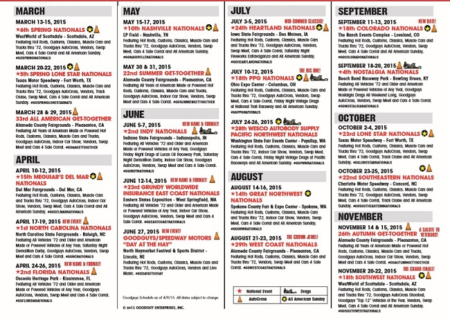 Sports Event Schedule