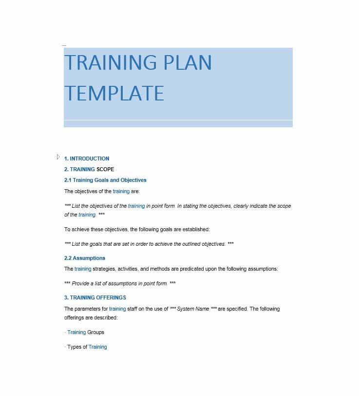 training manual template training manual template 33