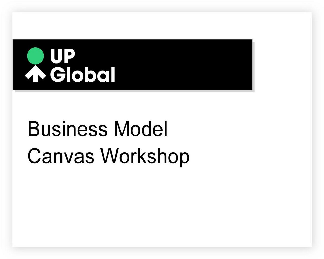 Business Model Canvas Template Word 16