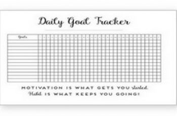 Goal Tracker Featured