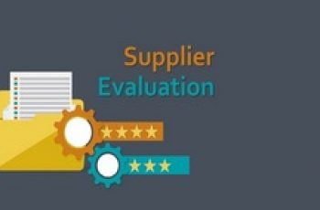 Supplier Evaluation Form Featured